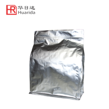 Flat Bottom Aluminium Foil Bag Zip Lock Plastic Bag